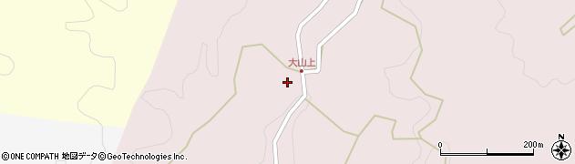 愛知県岡崎市南大須町(稲村)周辺の地図