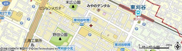 エル周辺の地図