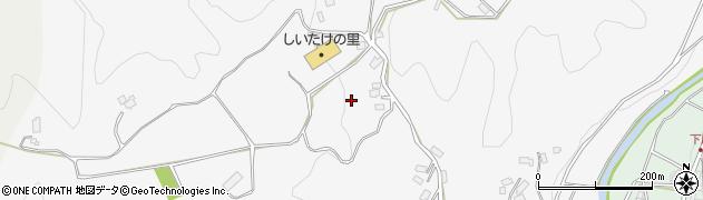 静岡県伊豆市年川周辺の地図