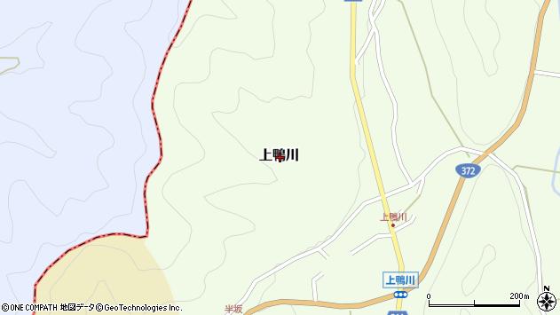 〒673-1401 兵庫県加東市上鴨川の地図