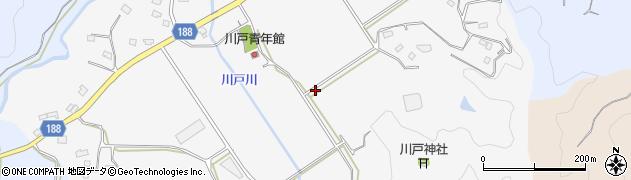 千葉県南房総市千倉町川戸周辺の地図
