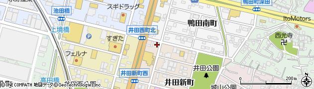 節子(SETUCO)周辺の地図