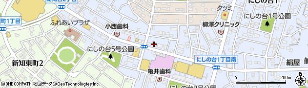 やま志ん周辺の地図