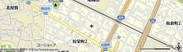恵比寿屋周辺の地図