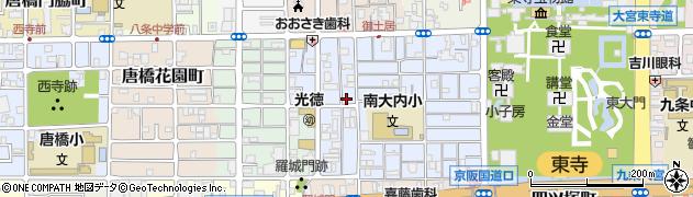 市 区 天気 南 京都