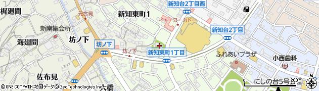 福生寺周辺の地図