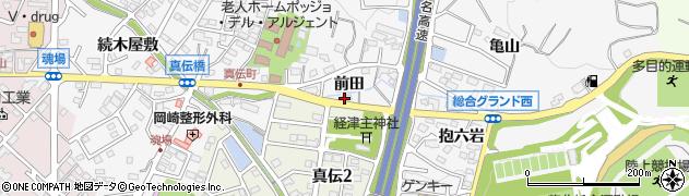 一休周辺の地図