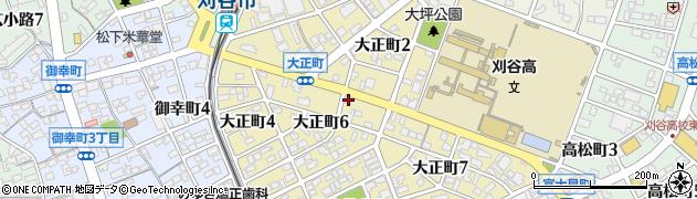 天ぷら杉周辺の地図
