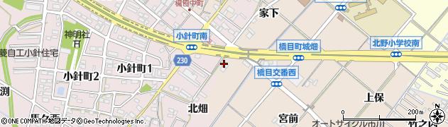 エッサウィラ周辺の地図