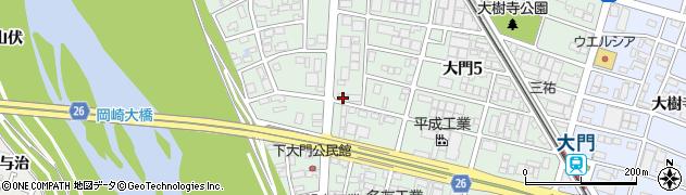 有限会社お弁当のたつみ周辺の地図