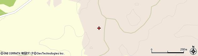 愛知県岡崎市中伊西町(上栗下)周辺の地図