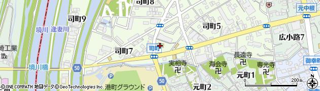 サガミ 刈谷店周辺の地図