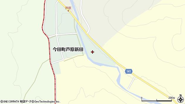 〒669-2155 兵庫県丹波篠山市今田町芦原新田の地図