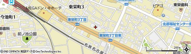 今寿司周辺の地図