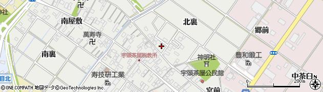 魚光商店周辺の地図