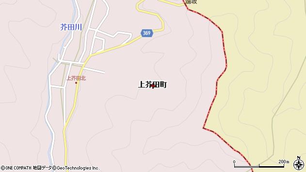 〒675-2465 兵庫県加西市上芥田町の地図