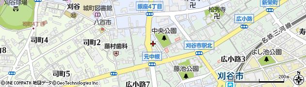 清川周辺の地図