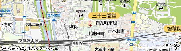 fleur de glycine周辺の地図