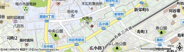 比叡周辺の地図