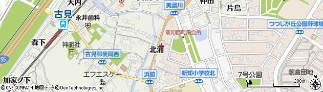 カラオケ喫茶茶々丸周辺の地図