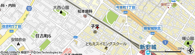 Private・Eyes周辺の地図