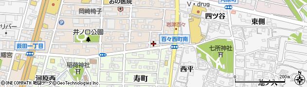 歌連周辺の地図