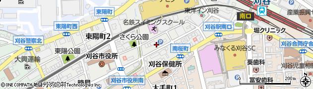 カフェ・ドルフィン周辺の地図