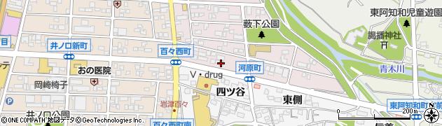 はせべうなぎ店河原町店周辺の地図