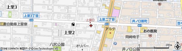 焼肉&ホルモン万力家 上里店周辺の地図