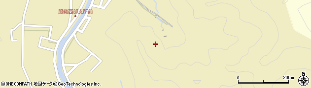 静岡県静岡市葵区新間周辺の地図