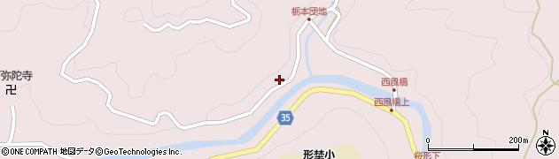 愛知県岡崎市桜形町(蔵座)周辺の地図