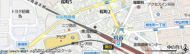 カジュアルバー・ティーダ(Ti‐Da)周辺の地図