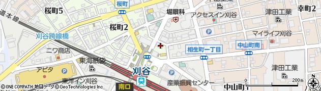 Mrs.J・Kariya周辺の地図