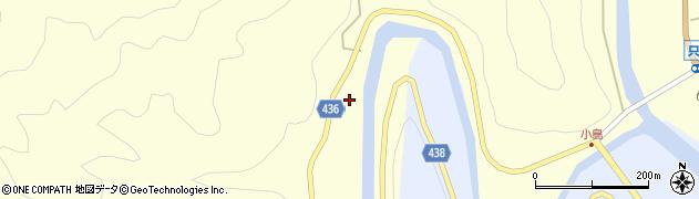 愛知県新城市一色(棒川)周辺の地図