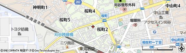 スナック千恵周辺の地図