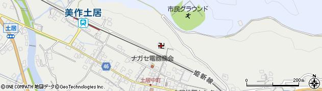 本典寺周辺の地図