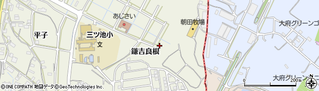 愛知県東海市加木屋町(鎌吉良根)周辺の地図