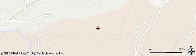 愛知県岡崎市中伊西町(博士田)周辺の地図