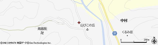 愛知県新城市玖老勢(新井)周辺の地図