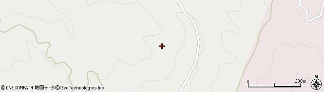 愛知県岡崎市保久町(梅平)周辺の地図