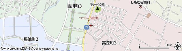 喫茶いづみ周辺の地図