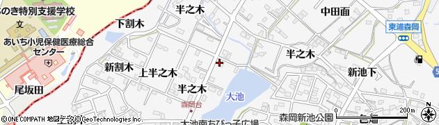 京城苑周辺の地図
