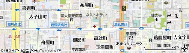 繁昌神社周辺の地図