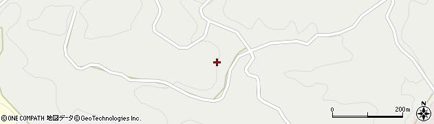 愛知県岡崎市保久町(殿沢口)周辺の地図
