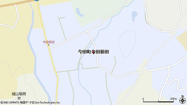 〒669-2153 兵庫県丹波篠山市今田町今田新田の地図