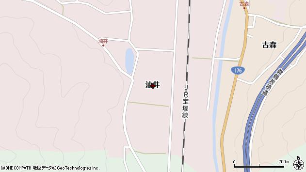〒669-2114 兵庫県丹波篠山市油井の地図