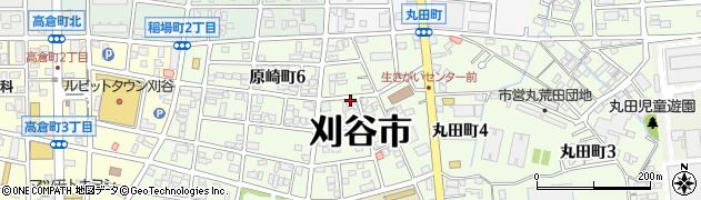 株式会社こがね園 注文受付用周辺の地図