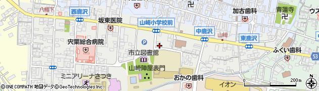 ポチの家周辺の地図