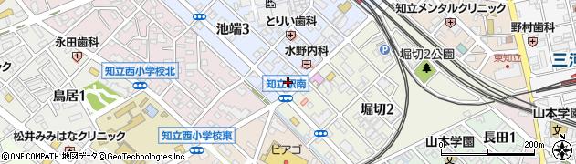 ロコステージ周辺の地図