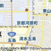京都府京都市中京区中之町(新京極通)
